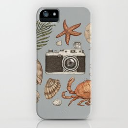Summer Beach Collection iPhone Case