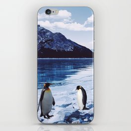 Living Free in the North iPhone Skin