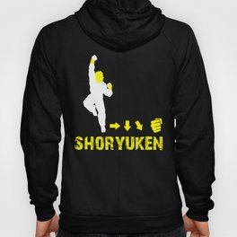 Ken Street Fighter Hoody