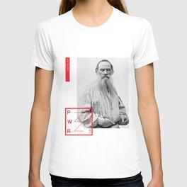 Leo Tolstoy - POWER T-shirt