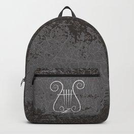 Black Lyre Backpack