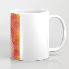 Stained Glass Sunrise Coffee Mug