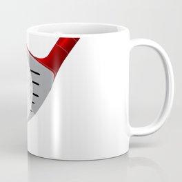 Teeing Off Golf Coffee Mug