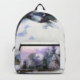 Christmas Road Backpack