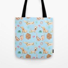 Dog Fun Tote Bag