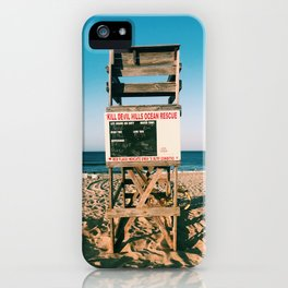 your life guard is nate iPhone Case