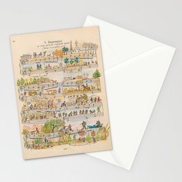 walk Stationery Cards