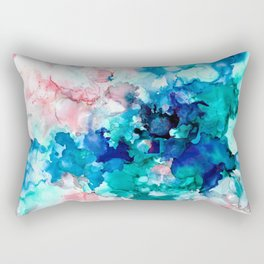 Falling in Love Rectangular Pillow