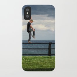 A Question of Balance iPhone Case