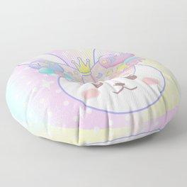 Fairy Kei Decora Bunny Floor Pillow