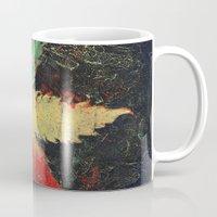 marijuana Mugs featuring Marijuana by Michael Creese