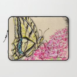 Collette's butterfly Laptop Sleeve