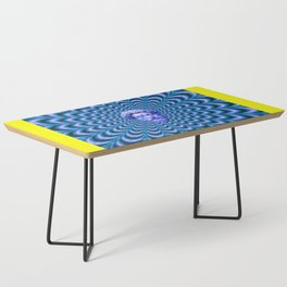 Psychedelic Coffee Table