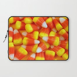 Halloween candy corn Laptop Sleeve
