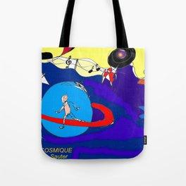 Suite Cosmique by Louis Sauter         Art by Lipton Tote Bag