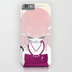 Samurai Girl iPhone 6s Slim Case