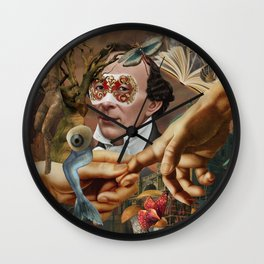Just Another Fairytale Wall Clock