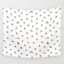 Baby Potato Wall Tapestry