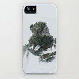Iguazu Falls II iPhone Case