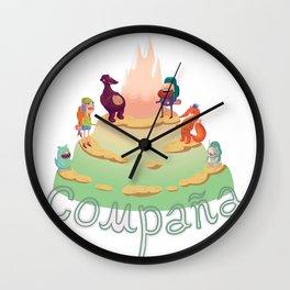 Compana Wall Clock