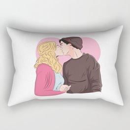 Bughead Rectangular Pillow