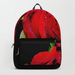 Red_Rose-2 Backpack
