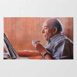 Don Hector Salamanca - Better Call Saul Rug