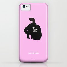 TELL ME MORE (Grease) iPhone 5c Slim Case