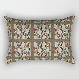 Award Winning Quilt Rectangular Pillow