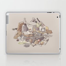 Choose Your Own Adventure Laptop & iPad Skin