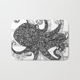 Mr. Octo Bath Mat