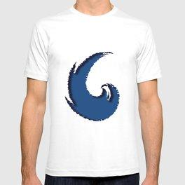 - the cut wave - T-shirt