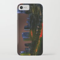 cityscape iPhone & iPod Cases featuring Cityscape by Jonas Ericson