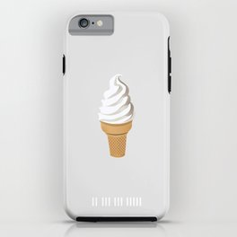 Ice Cream (Bright) iPhone Case