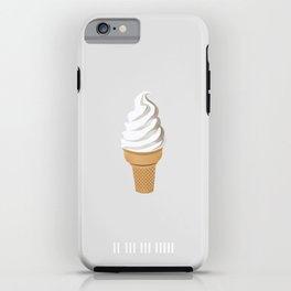Ice Cream (Bright) iPhone Case