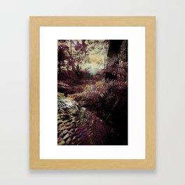 Wrangle Framed Art Print