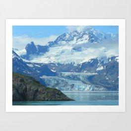 Alaska In The Summer Art Print