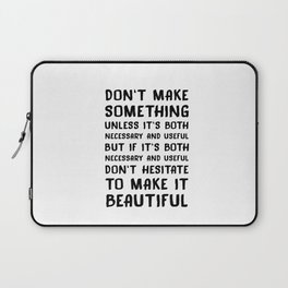 Necessary and useful Laptop Sleeve