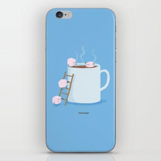 Hot Cocoa iPhone & iPod Skin