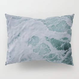 Sea Water Current Pillow Sham