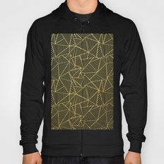 Ab 2 R Black and Gold Hoody