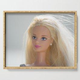 Summer Blonde Serving Tray