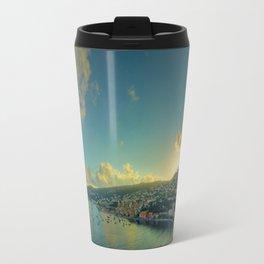 Villefranche-sur-Mer Sunset French Riviera Travel Mug