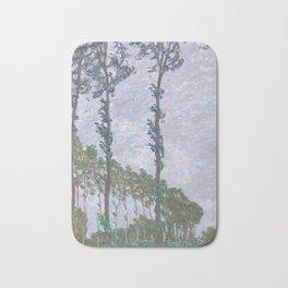 Wind Effect, Series of The Poplars Bath Mat