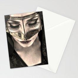 Neqab Portrait Stationery Cards