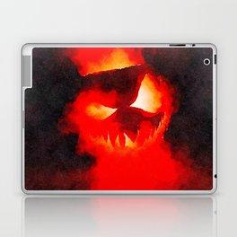 Halloween Smile Laptop & iPad Skin