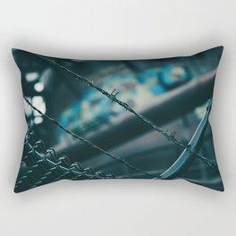 Hidden Graffiti Rectangular Pillow