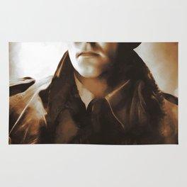 Robert Mitchum, Hollywood Legends Rug