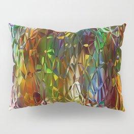 Abstract Gass Pillow Sham