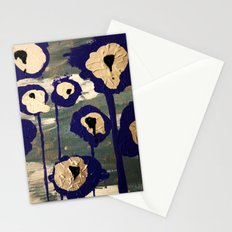 Bleeding Lilies Stationery Cards